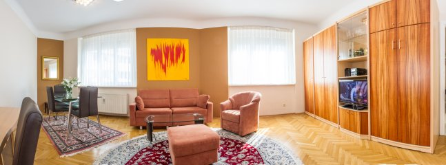 Central Apartments Vienna (CAV) - Austria - Image 1 - Wieden - rentals