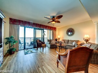 Gorgeous 3 BR 3 BA Direct Oceanfront Unit at the Island. Brand New Floors! - Cherry Grove Beach vacation rentals
