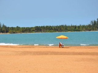 Beach Front Condo at Playas del Yunque - Rio Grande vacation rentals
