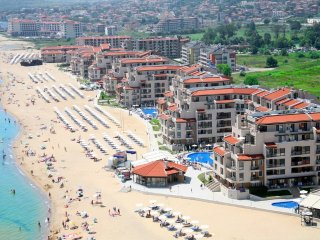 Obzor Beach Resort is situated on the beach - Obzor vacation rentals