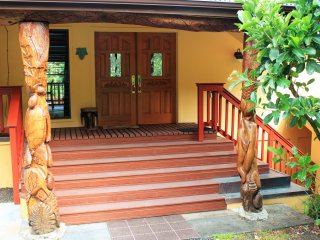Hale Akaha - 4 bedroom estate on 2 tropical acres - Pahoa vacation rentals