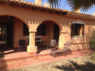 Fabulous Villa @ Hacienda del Alamo Golf Resort - Fuente alamo de Murcia vacation rentals