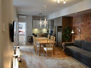 Plateau Mont-Royal / 4 bed + 4 bath + patio - Montreal vacation rentals