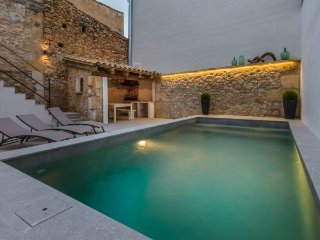 Apt. with pool,barbecue Pollen - S' Horta vacation rentals