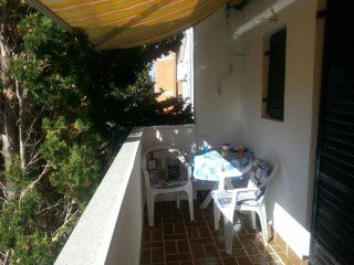 Studio apartment Dino with balcony with sea view in Novalja - Novalja vacation rentals