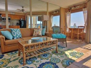 Romantic 1 bedroom Belleair Beach Apartment with Internet Access - Belleair Beach vacation rentals