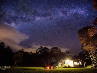 Nightcap Ridge - Byron Bay Hinterland Cottage - Whian Whian vacation rentals