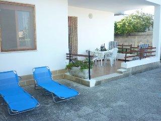 Villetta 300 mt dalla sabbia vicino San Foca clima - Torre Specchia vacation rentals