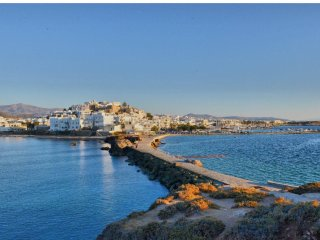 Lovely 2 bedroom Naxos City Townhouse with Internet Access - Naxos City vacation rentals