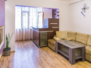 Nalbandian Str /Sakharov Square: 2 Room Studio Apt - Yerevan vacation rentals