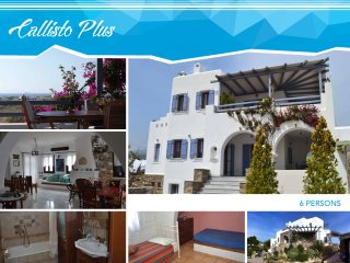 """Callisto Plus"" Villa in Paros - Marpissa vacation rentals"