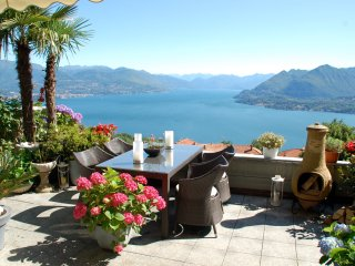 Stunning penthouse with panoramic views in Stresa - Stresa vacation rentals
