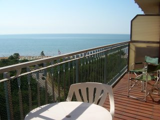 Aquilone Residence | Studio with sea view - Lignano Pineta vacation rentals