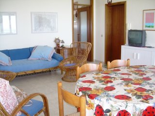 Ariston Palace | 9th floor with sea view - Lignano Pineta vacation rentals