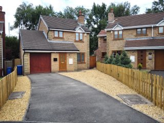 Detached 3 bedroom house with off road parking - Chorley vacation rentals