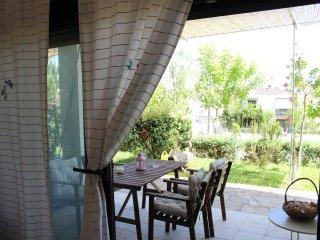 New  apartments with a shaded veranda and patio 32 - Nea Fokea vacation rentals