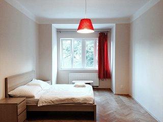 Nice apartment in the quiet area - Prague vacation rentals