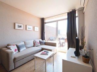 Penthouse Sants Station - Barcelona vacation rentals