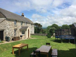 Pembrokeshire Farmhouse with large garden - Castlemorris vacation rentals
