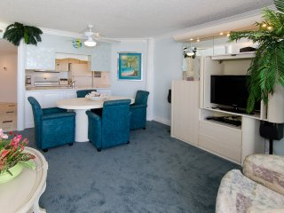 One bedroom ocean front condo 3D - Ocean City vacation rentals