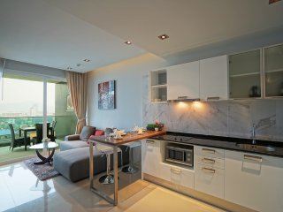 Deluxe One-bedroom - City & Sea View - Patong vacation rentals