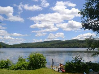 Lake Fairlee Cape, Private Dock & Spacious Lawn - Fairlee vacation rentals