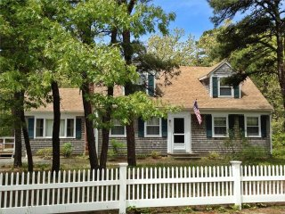 Nice 4 bedroom Eastham House with Deck - Eastham vacation rentals