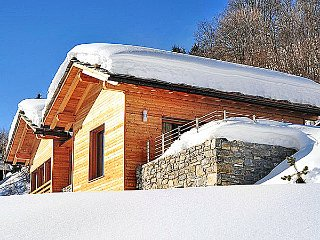 Chalet Montblanc with wellness centre - Heremence vacation rentals