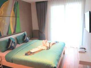 Deluxe Two-bedroom apt. 78 sqm in Patong - Patong vacation rentals