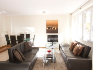Contemporary Two Bedroom Apartment - Cannes vacation rentals
