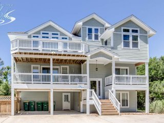 Nice 8 bedroom Corolla House with Internet Access - Corolla vacation rentals