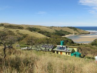 Nqabara Eco River Lodge ,Wild Coast , Eastern Cape - Willowvale vacation rentals