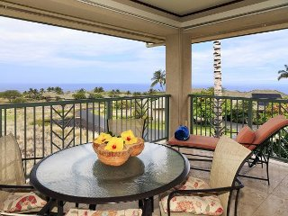 OCEAN & FAIRWAY VIEWS - 3 bedroom / 3 bath at Wai'ula'ula - Kamuela vacation rentals