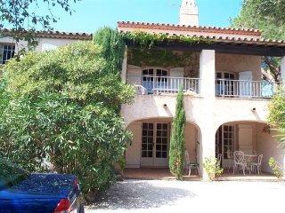 Saint Tropez Villa  met close to  beach Club 55 - Ramatuelle vacation rentals