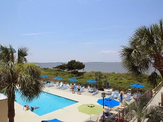 Savannah Beach & Racquet Club Condos - Unit A215 - Swimming Pools - FREE WiFi - Tybee Island vacation rentals