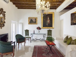 APARTMENT CARROZZE III- Spagna Step -Wifi -A.C. - Rome vacation rentals