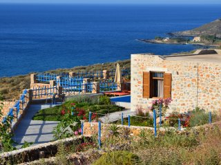 Newly-built stone villa with panoramic sea views 1 - Rethymnon vacation rentals