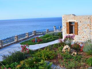 Newly-built stone villa with panoramic sea views 2 - Rethymnon vacation rentals