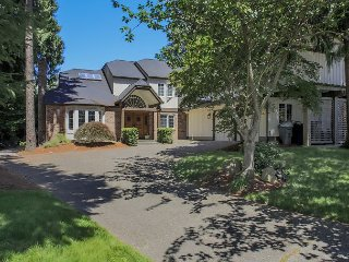 Spacious House with Home Theater and Covered Patio, Near Microsoft Campus - Bellevue vacation rentals