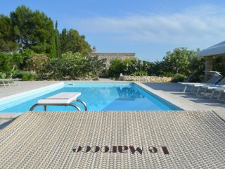 Le Marocce, 3 km to Castro, wifi, a/c private pool - Spongano vacation rentals