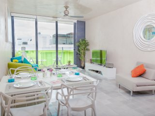 SABOR A MIEL 504 Bright and beautiful new condo - Playa del Carmen vacation rentals