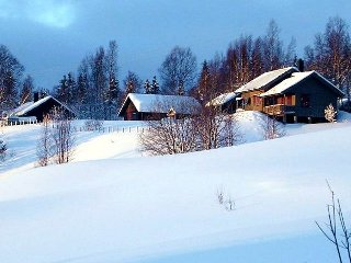 Perfect Cabin with Internet Access and Boat Available - Sandvika vacation rentals