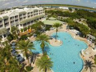 Holiday Inn Cape Canaveral Beach Resort -sleeps 10 - Cape Canaveral vacation rentals