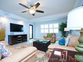 Morgan Properties - Sea Shell 105 -100% Renovated 2 Bed/2 Bath 150 feet to Beach - Siesta Key vacation rentals