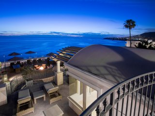 Updated- romantic ocean views- steps to sand! - Laguna Beach vacation rentals