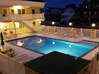 Short Walk to beach and boardwalk 1BR/1BA 2 Pools - North Wildwood vacation rentals