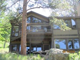 Miller North/Cairn 8440 in Windcliff Estates. - Estes Park vacation rentals