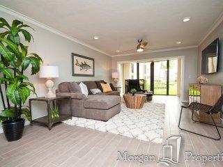 Morgan Properties - Siesta Dunes-5-100 - BRAND NEW 2Bed/2 Bath Partial Oceanview - Siesta Key vacation rentals