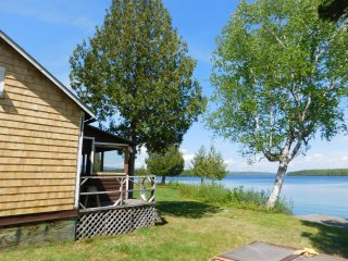 2 bedroom Cottage with Water Views in Rangeley - Rangeley vacation rentals