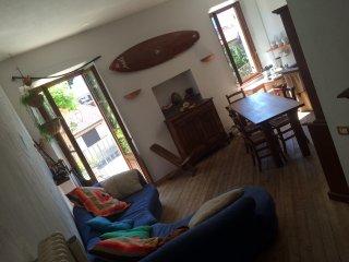Cozy 2 bedroom Condo in Rezzonico with Balcony - Rezzonico vacation rentals